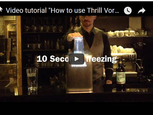 How to Use Thrill!