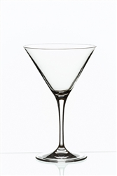 7 1/2 oz Artist Martini Glass (case of 24)