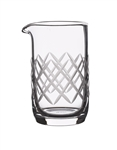 5 oz  Diamond Cut Mixing Beaker (case of 12)