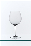 20 3/4 oz Invitation Burgundy Glass (case of 24)
