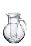 72 oz Kufra Pitcher w/Ice Chamber and Stir (case of 6)