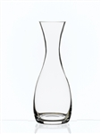 8 1/2 oz Hand Blown Wine Carafe (case of 4)