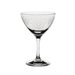 MARTINI/COCKTAIL (8 OZ) VINTAGE LACE (case of 24)
