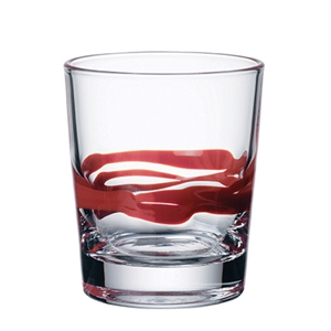 4 oz CERALACCA SHOT RED (case of 48)