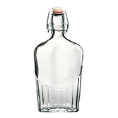 Swing Top Flask Bottle - 8.5oz (case of 30)
