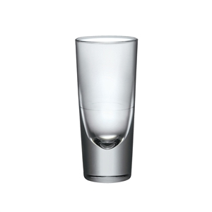 Bistro Bar shot glass (4 1/2 oz.) w/1 oz pour  (case 36)